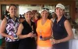 1st Place   Michele Graham, Kathy Ettensohn, Sharon Sartore, Jackie Russell
